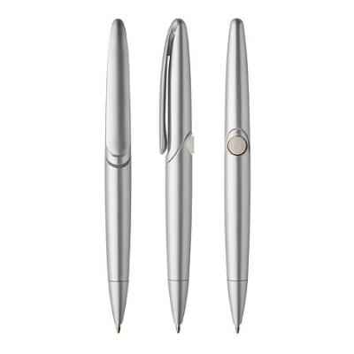 Image of Prodir DS7 Pens Prodir DS7 Varnished Polished Pen PAA Silver Varnished Polished Tip