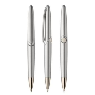 Image of Prodir DS7 Pens Prodir DS7 Varnished Polished Pen PAC Silver Chrome Tip