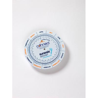 Image of Printed Lead Time Disc Calculator - Printed Data Disc