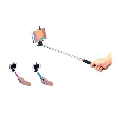 Image of Promotional Selfie Pods - Simple selfie stick pods engraved Or full colour digital lable.