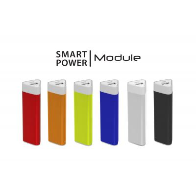 Image of Promotional Power Bank - Smart Power Module Aluminium & ABS Plastic colourful triangular powerbank
