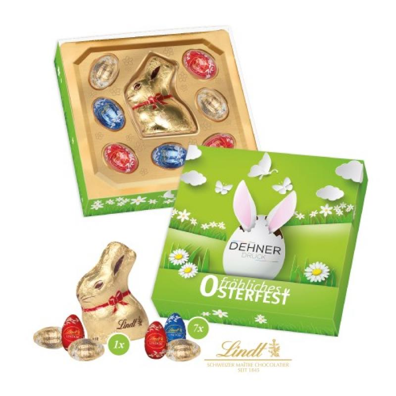 Lindt easter blister packed box custom printed box easter lindt easter blister packed box custom printed box negle Images