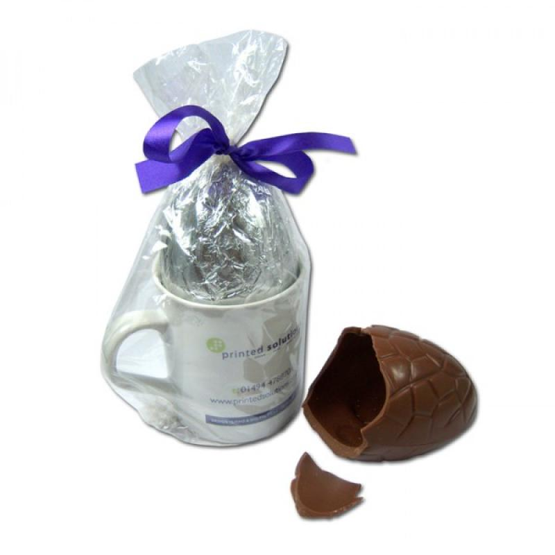 Promotional easter egg in a mug easter eggs promobrand promotional easter egg in a mug negle Image collections