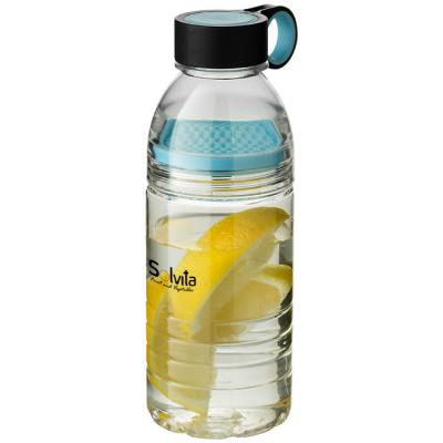 Image of Promotional Slice Tritan Infuser Water Bottle, light blue
