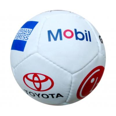 Image of Promotional PVC MINI FOOTBALLS - All Over Printed