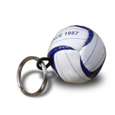 Image of Fully Bespoke PVC Football Keyrings Printed with your brand logo