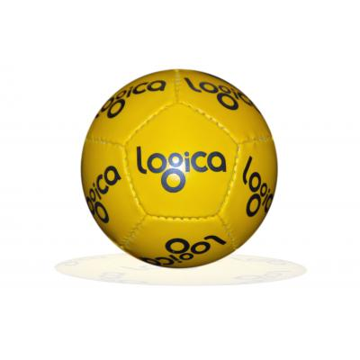 Image of Promotional Mini Footballs 2 ply - Printed All Over - Fast Delivery