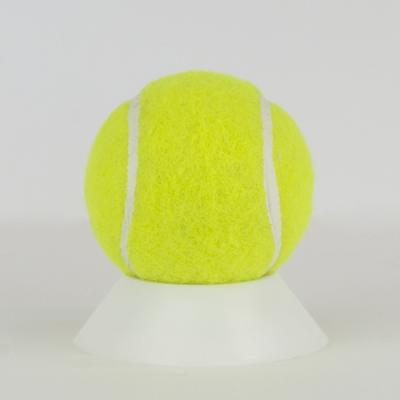 Image of Printed Tennis Balls - Quality Tennis Ball YELLOW, WHITE, BLUE