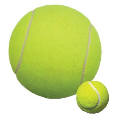 Image of Promotional Giant Tennis Balls Custom Printed