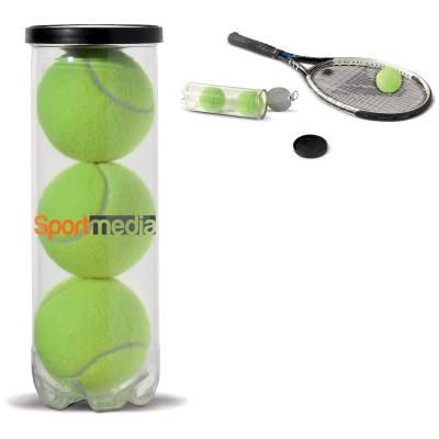 Image of Promotional 3 TENNIS BALL IN TUBE SET