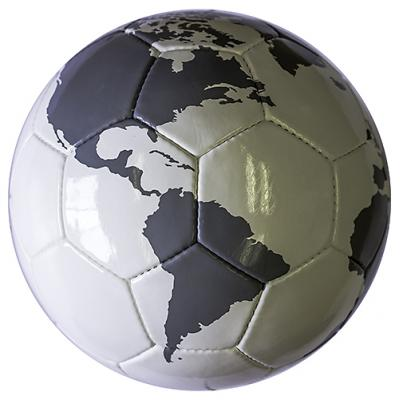 Image of Printed Footballs Full Size 5 - All over Printed