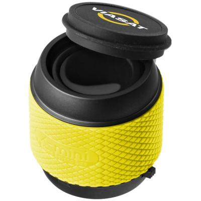 Image of Printed  X-mini ME Mono Lens Cap Speaker In Yellow, Pink, Black or Blue