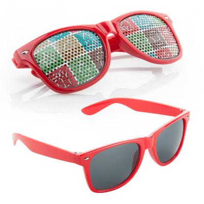 Image of Full Colour Printed Lens Sunglasses - Sunglasses with Full Colour Digital Print to Lenses