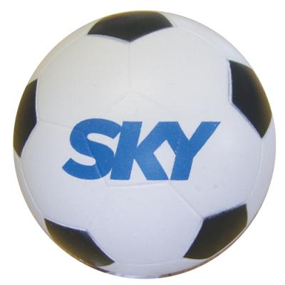 Image of Promotional Mini Football Stress Balls