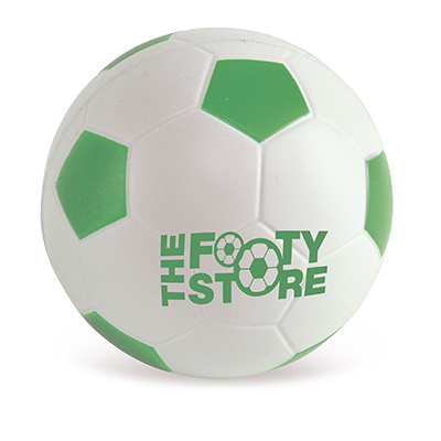Image of Printed Express Stress Footballs - Mini Footballs