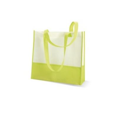 Image of Promotional Beach Bag, Printed Summer Beach Bag. Available In A Variety Of Colours.Printed Green Beach Bag