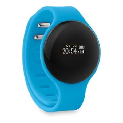 Image of Promotional Watch. Printed Bluetooth Health Management Watch. Printed Blue Health Watch. Available In Other Colours.
