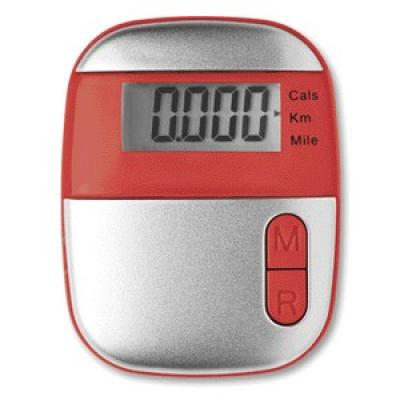 Image of  Promotional Pedometer. Printed Pedometer With Clip In ABS Casing. Available In Various Colours.