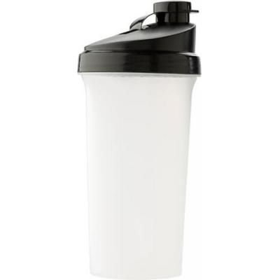 Image of Promotional Protein Shaker. Printed 700ml Protein Shaker. Available With Black, Red Or Blue Lid.