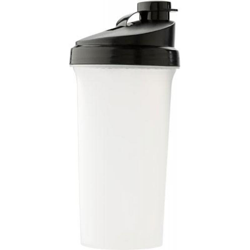 Protein Shaker Lid: Promotional Protein Shaker. Printed 700ml Protein Shaker