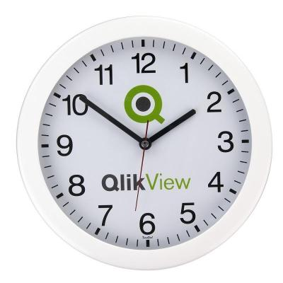 Image of Branded Miami Wall Clock. Printed Wall Clock.
