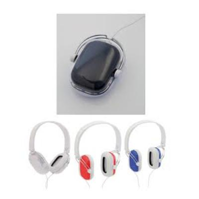 Image of Promotional Tabit Headphones. Branded Foldable Headphones. Available In Various Colours.