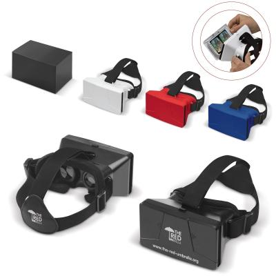 Image of Printed Virtual Reality Goggles - Cool New Plastic VR Goggles