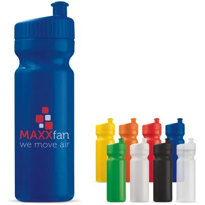 Image of Promotional Sports Bottle, Mix And Match The Colours Of Lid And Bottle