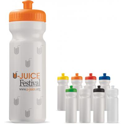 Image of All Over Print Basic Sports Bottle. 750 ml Mix And Colour Match Sports Bottle