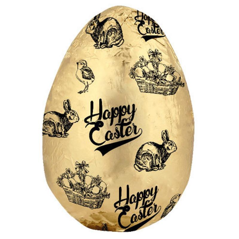 Printed chocolate easter egg promotional 30g foiled easter egg printed chocolate easter egg promotional 30g foiled easter egg negle Image collections