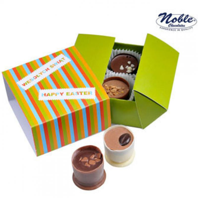 Branded easter gift box with noble belgian chocolates easter branded easter gift box with noble belgian chocolates negle Choice Image