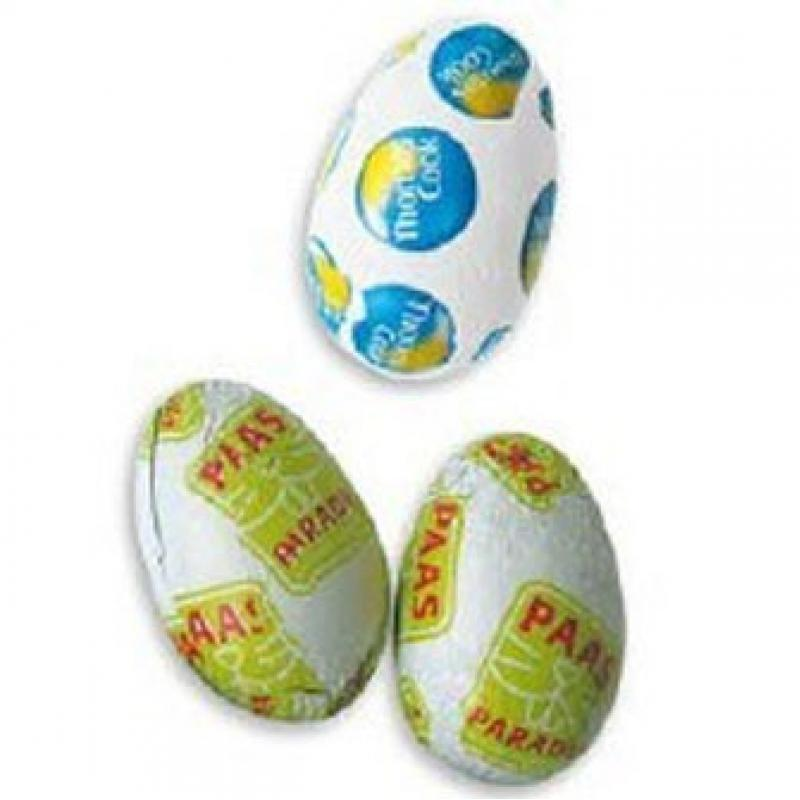Printed easter eggs promotional foil wrapped 10g easter eggs printed easter eggs promotional foil wrapped 10g easter eggs negle Image collections