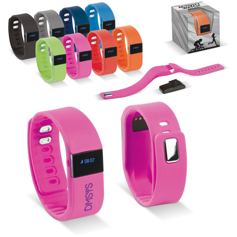 promotional activity tracker sports fitness tracker with wireless