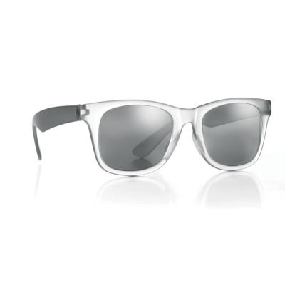Image of Promotional Sunglasses With Mirrored Lenses. Express Service Available