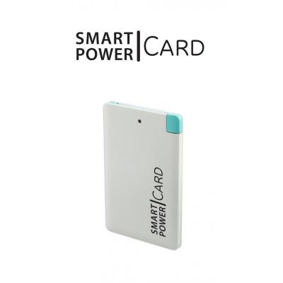 Image of Branded Smart Power Card PowerBank 2400mAh