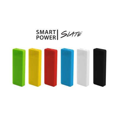Image of Promotional Smart Power Slim Power Bank 2200mAh