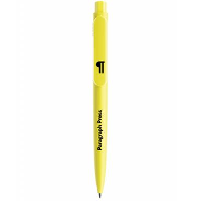 Image of Promotional New Prodir DS9 Matt Yellow. Ring Option Also Available