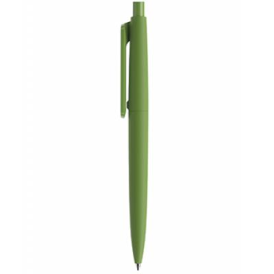 Image of Branded New Prodir DS9 Matt Green With Polished Clip And Button. Ring Option Available