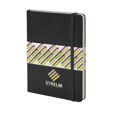 Image of Promotional Moleskine HB Notebook XL Ruled