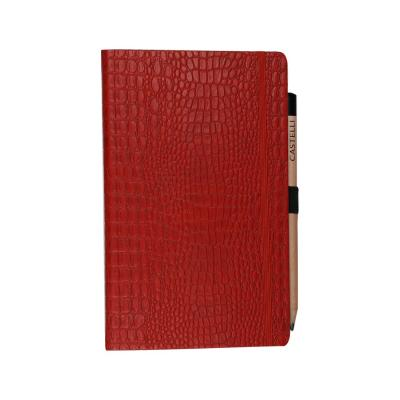Image of Branded Castelli Ivory Oceania Medium Notebook