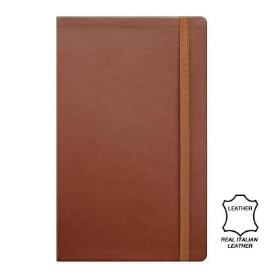 Image of Promotional Castelli Vitello Leather Medium Notebook