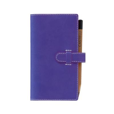 Image of Embossed Castelli Arles Pocket Notebook. Available In Ten Colours