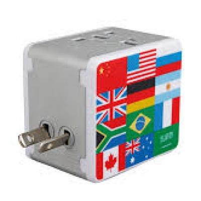 Image of Promotional MR UNIVERSE IV Travel Adaptor