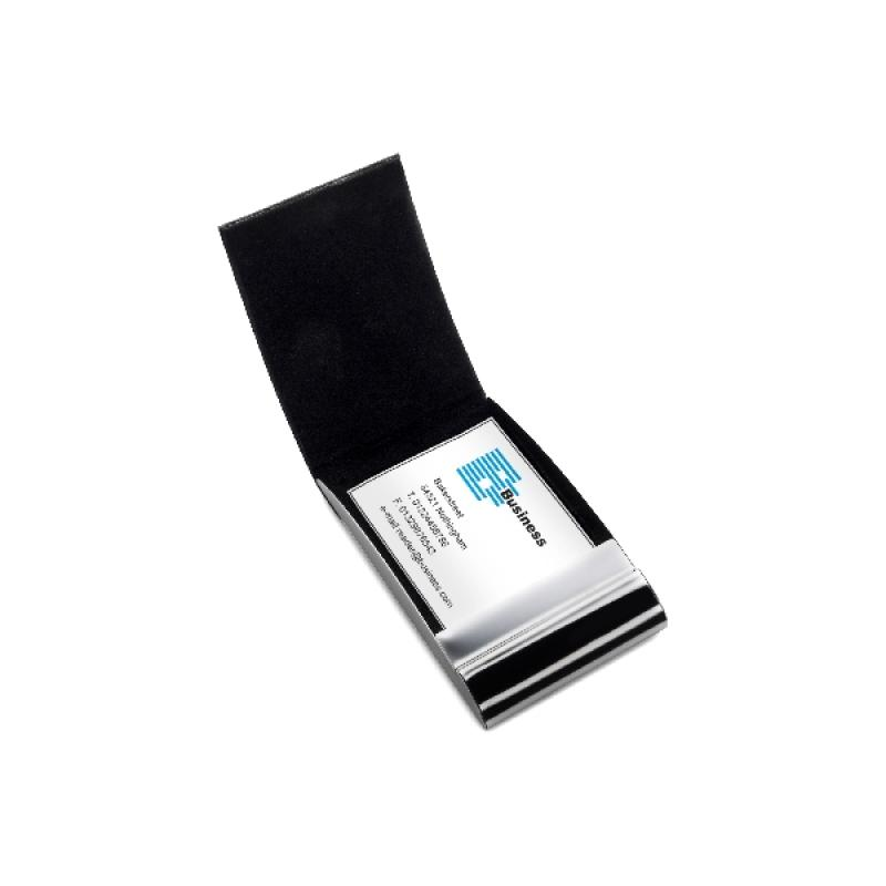 Metal business card holder :: Executive Gifts :: PromoBrand ...
