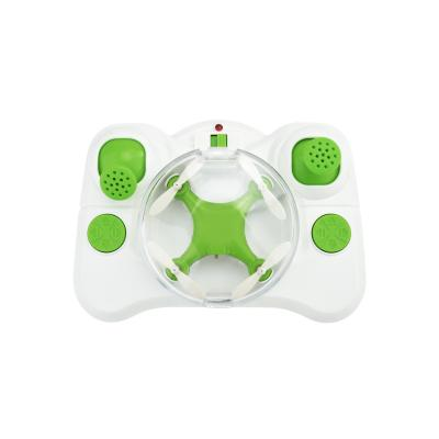 Image of Printed Smart Mini Drone. green Promotional Drone