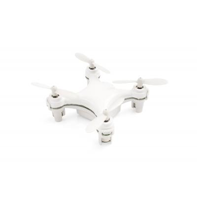 Image of Branded Smart Mini Drone In White. Printed Drone