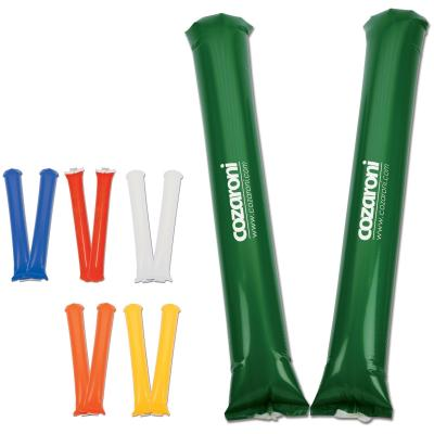 Image of Promotional Inflatable Bang Bang Sticks. Fun Summer Item