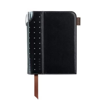 Image of Embossed Cross Signature Journal With Cross Pen. Small.