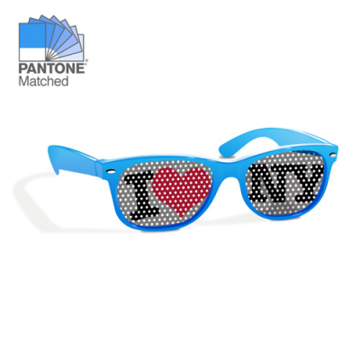Image of Promotional Sunglasses With Printed Lens