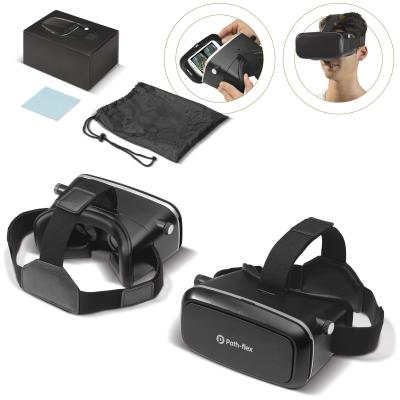 Image of Luxury Branded Virtual Reality Headset Directly Printed with your brand name or logo